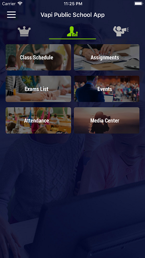 School Management iOS App